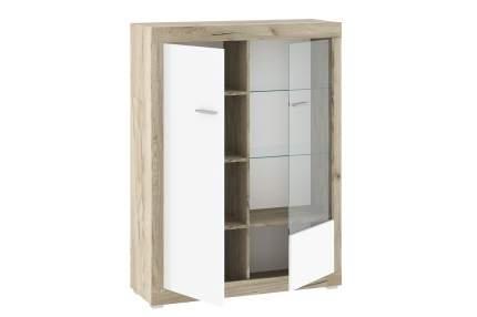 Платяной шкаф Hoff 80327571 105,5х37х141,3, дуб серый крафт