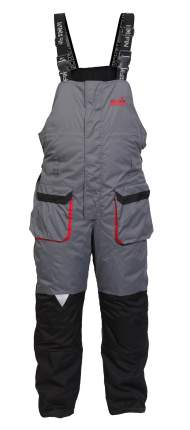 Костюм для рыбалки Norfin Arctic Red 2, серый, XXL INT, 184-190 см