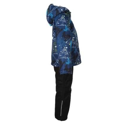 Комплект верхней одежды Jicco By Oldos, цв. бирюзовый р. 104