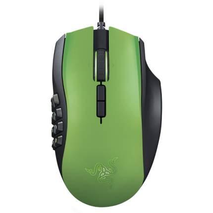 Игровая мышь Razer Naga 2014 Green LE Black/Green (RZ01-01040300-R3M1)