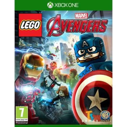 Игра LEGO: Marvel Мстители для Xbox One