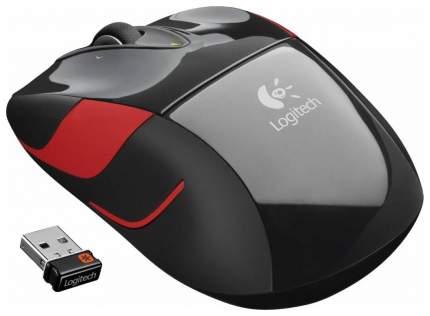 Беспроводная мышка Logitech M525 Red/Black (1000182778)