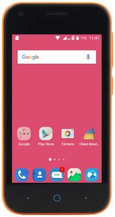 Смартфон ZTE Blade L110 Orange