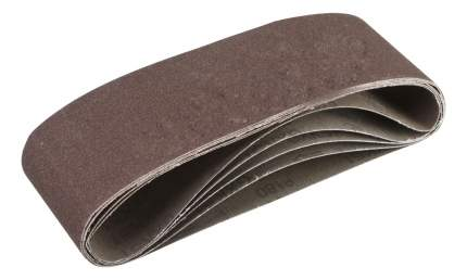 Шлифовальная лента для ленточной шлифмашины и напильника Зубр 35342-180