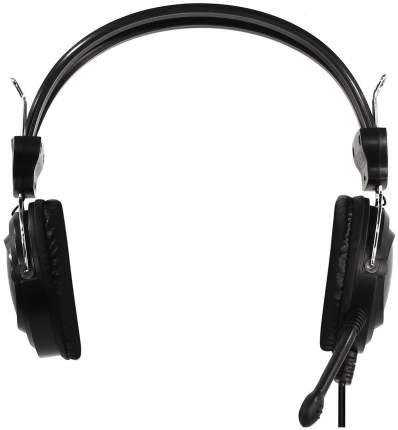 Игровые наушники A4Tech HS-19-1 Grey/Black
