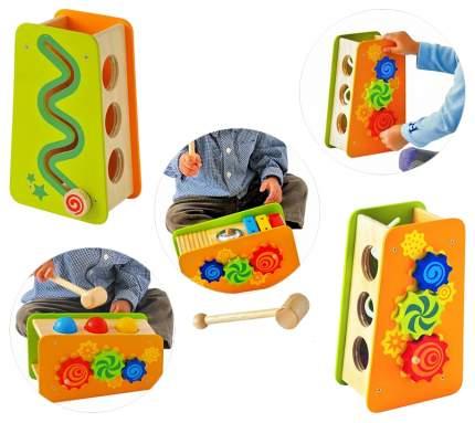 Развивающая игрушка I'm Toy Игрушка-стучалка 29650