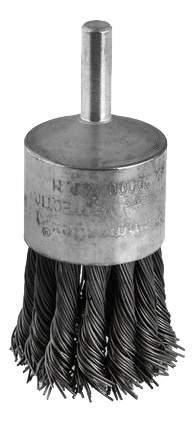 Кистеобразная кордщетка для дрелей, шуруповертов Hammer Flex 207-211 (62126)
