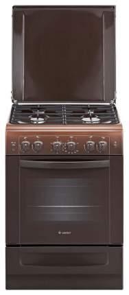 Комбинированная плита GEFEST ПГЭ 6101-02 0001 Brown