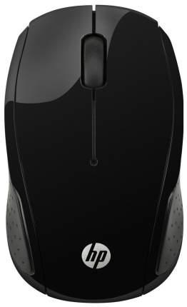 Беспроводная мышь HP 200 Black (X6W31AA)