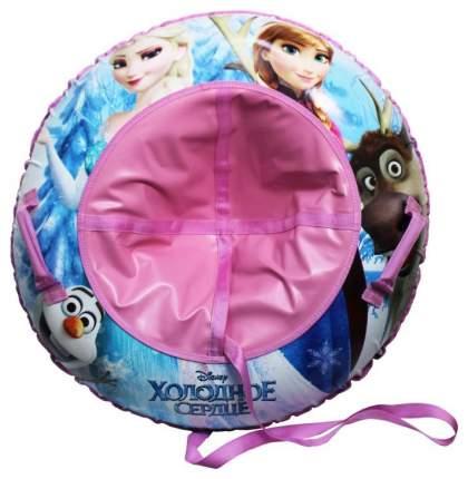 Тюбинг 1TOY Disney Холодное сердце, 85 см