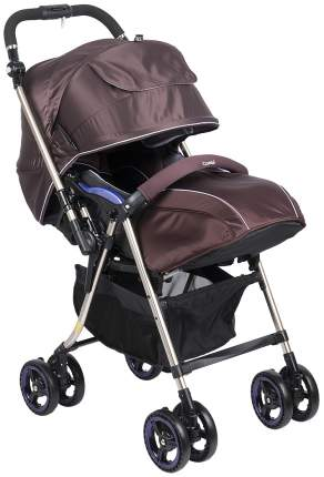 Прогулочная коляска Combi MiracleTurn Elit Purple
