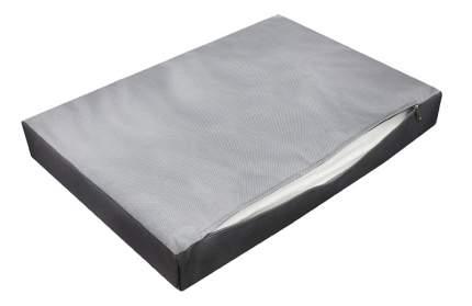 Лежанка для собак Дарэлл 60x90x10см серый