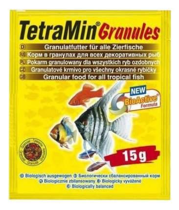 Корм для рыб Tetra Min, гранулы, 15 г