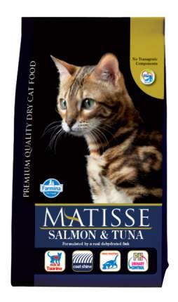 Сухой корм для кошек Farmina Matisse, лосось и тунец, 20кг