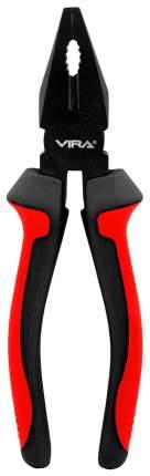 Плоскогубцы Vira 6 двухкомпонентная ручка красный/черный (311040)