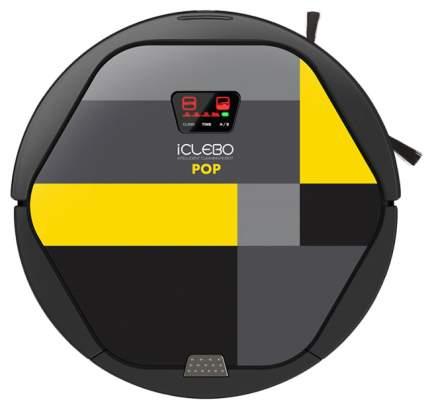 Робот-пылесос iClebo Pop YCR-M05-P2 Yellow/Black