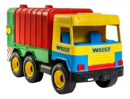 Игрушечный мусоровоз Wader Middle Truck