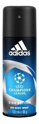 Дезодорант ADIDAS UEFA II 150 мл для мужчин
