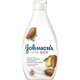 Лосьон для тела Johnson`s VITA-RICH питательный с маслом какао 250 мл