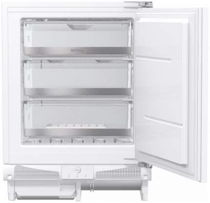 Встраиваемая морозильная камера Korting KSI 8259 F White