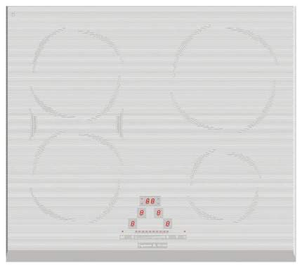 Встраиваемая варочная панель индукционная Zigmund & Shtain CIS 189.60 WX White