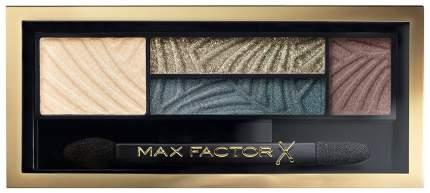 Тени для век и бровей 2 в 1 MAX FACTOR Smokey Eye Drama, тон 05 magnetic jades