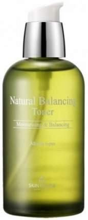 Тонер для лица THE SKIN HOUSE Natural Balancing Toner, 130 мл