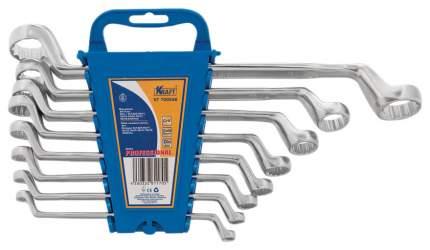 Набор накидных ключей KRAFT 8 шт (KT 700556)