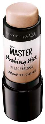 Хайлайтер Maybelline New York Master Strobing 02 Бежевый Шампань
