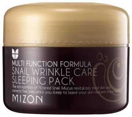 Маска для лица MIZON Snail Wrinkle Care Sleeping Pack 80 мл