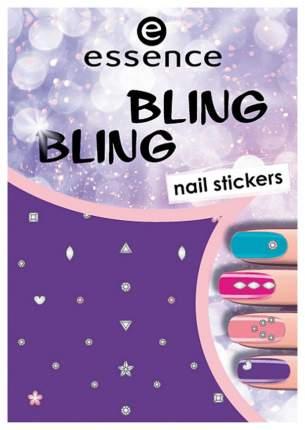 Наклейка для ногтей essence Nail Art Sticker 01 Bling Bling