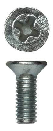Винт Зубр 4-303116-06-050 M6x50 мм, ТФ6, 5 шт,
