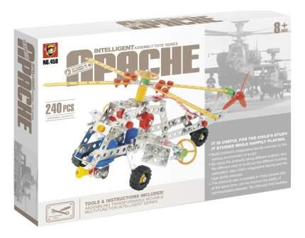 Конструктор металлический Origami Супер-вертолет 240 деталей