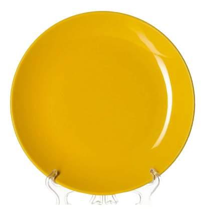 Тарелка Gotoff Желтая