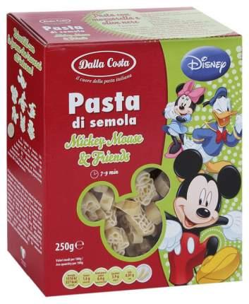 Макароны Dalla Costa Disney Микки Маус 250 г