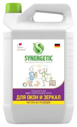 Средство для мытья стекол Synergetic 5 л