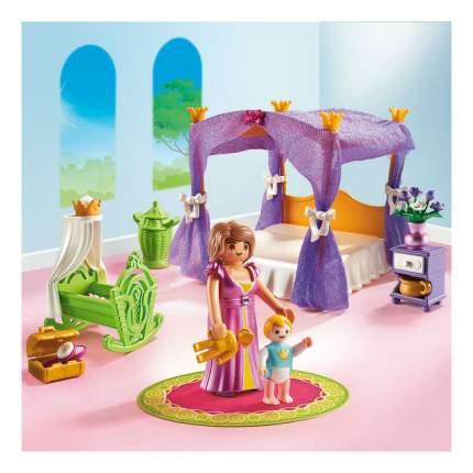 Игровой набор Playmobil PLAYMOBIL Покои принцессы с колыбелью
