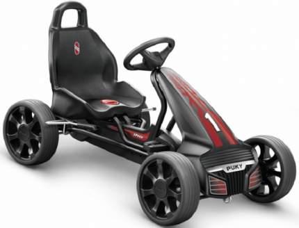 Педальная машина Puky Go-Cart F550 black