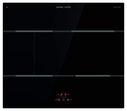Встраиваемая варочная панель индукционная Gorenje IT635ORAB Black