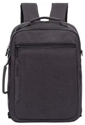 Рюкзак Grizzly RU-805-1 черный 15 л
