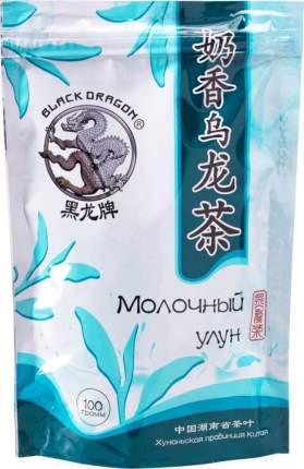 Чай зеленый Black Dragon молочный улун 100 г
