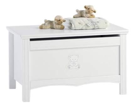 Ящик для игрушек Incanto белый Erbesi