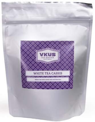Чай белый Vkus со смородиной в пирамидках на чайник 20 пакетиков