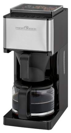 Кофеварка капельного типа Profi Cook PC-KA 1138 Silver/Black