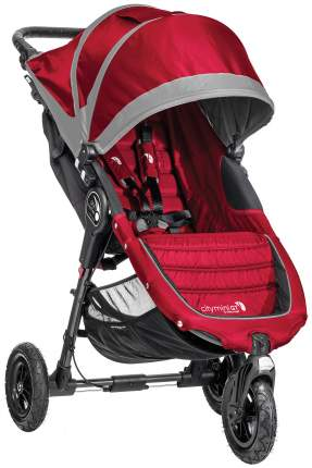Прогулочная коляска Baby Jogger City Mini GT Crimson