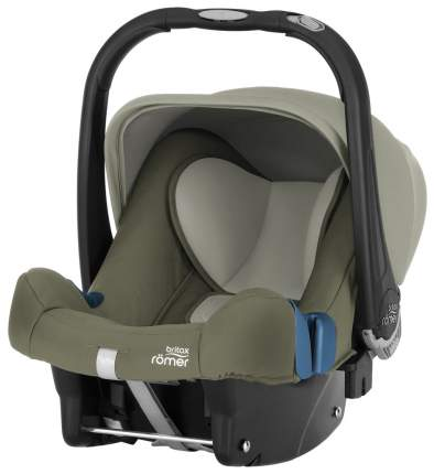 Автолюлька Britax Romer Baby-Safe Plus Shr Ii цв.зеленый гр.0+