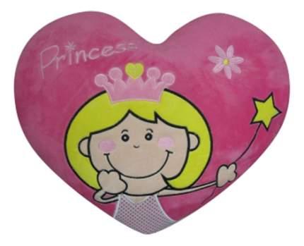 Мягкая игрушка Unaky Soft Toy Сердце подушка Принцесса маленькая 0181125SBL_UNK