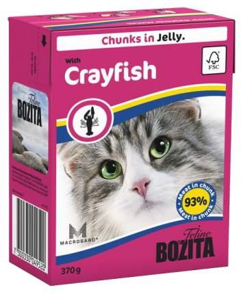 Влажный корм для кошек BOZITA Feline, морепродукты, 370г