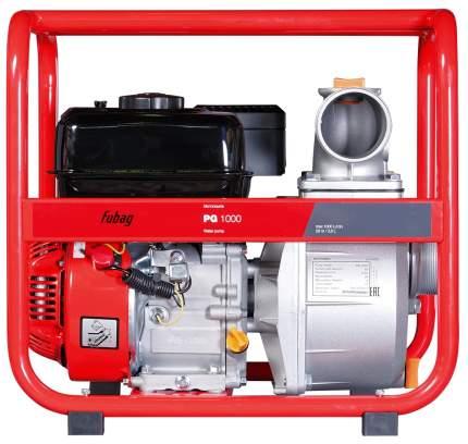 Бензиновая мотопомпа FUBAG PG 1000 для чистой воды 838751