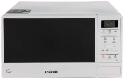 Микроволновая печь соло Samsung ME83DR-1WX white/black